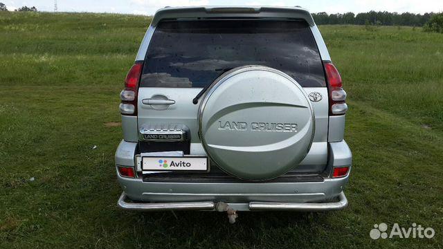 Toyota Land Cruiser Prado, 2004  купить 5