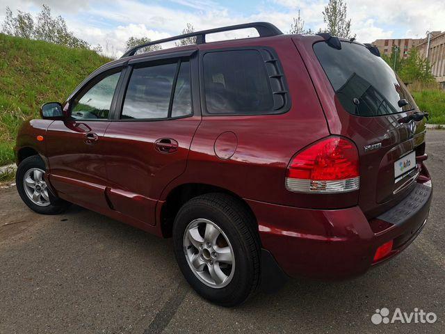Hyundai Santa Fe, 2009 купить 1
