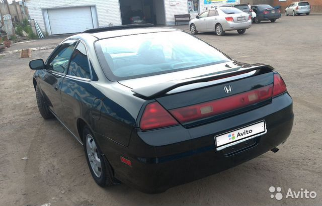 Honda Accord, 2001 купить 6