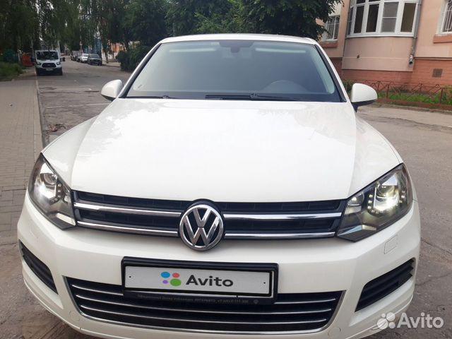 Volkswagen Touareg, 2012 89537437316 купить 2