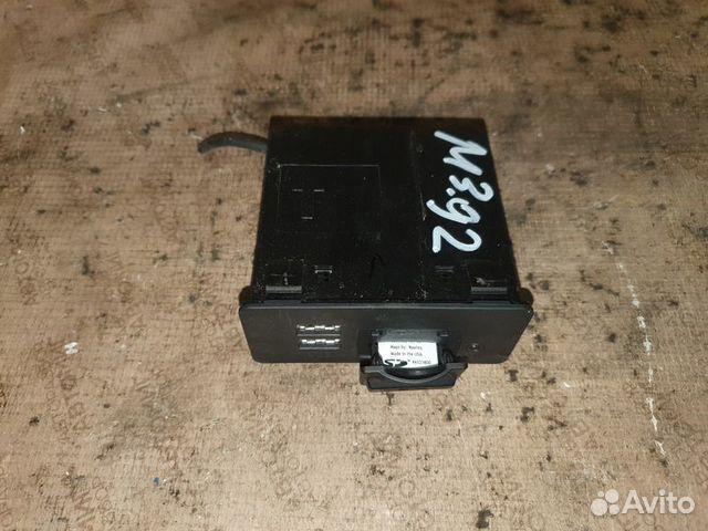 89530003204  Разъем USB mazda 3 BN мазда