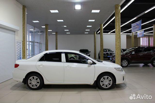 Toyota Corolla, 2011  89828708454 купить 4