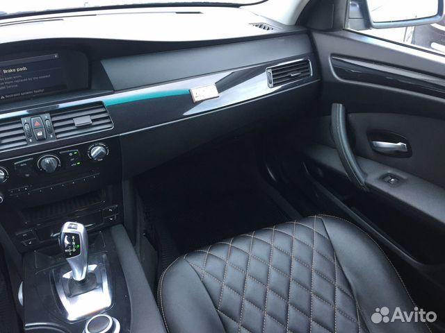 BMW 5 серия, 2008  89825110176 купить 9