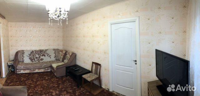 2-room apartment, 46.5 m2, 5/5 floor.  buy 1