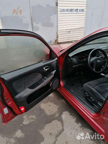 Hyundai Sonata, 2004  89181761991 купить 7