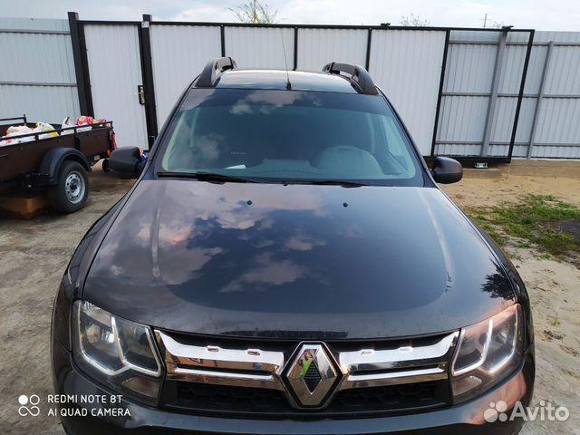 Renault Duster, 2017  89632772815 купить 5