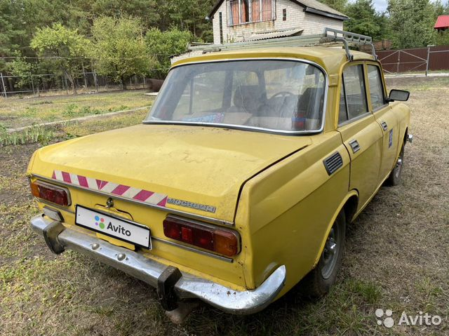 Москвич 2140, 1982  89803409126 купить 4