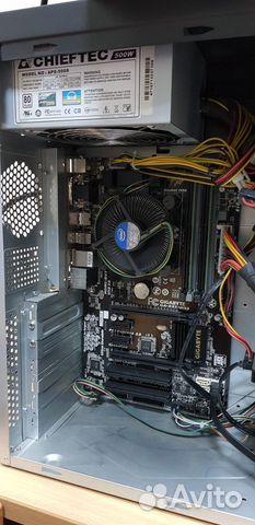 Продам компьютер I5 - 4440