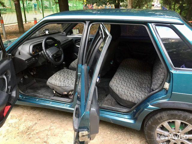 ВАЗ 2115 Samara, 2001  89182771835 купить 5