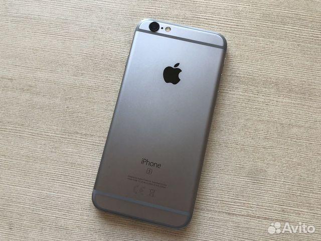 iPhone 6s 64gb под Айклаудом  купить 1