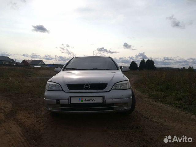 Opel Astra, 2000  89068197607 купить 7