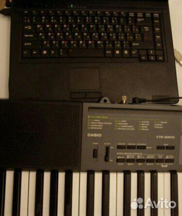 Музыкальный синтезатор Casio CTK-2200  89912445458 купить 3