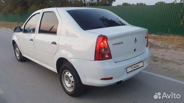 Renault Logan, 2011  89511410004 купить 3