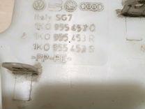 1K0955453Q Бачок обыватель Skoda octavia A5