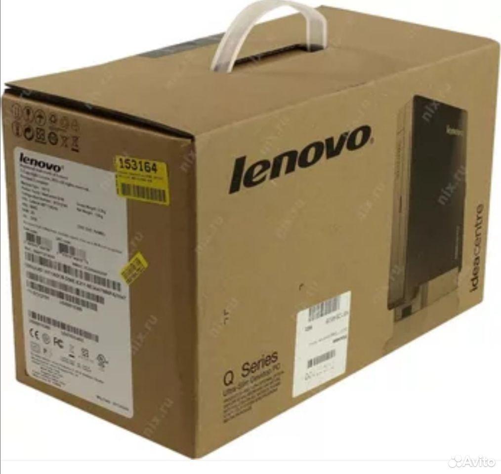 Новый настольный компьютер Неттоп Lenovo IdeaCetn  89025051199 купить 8