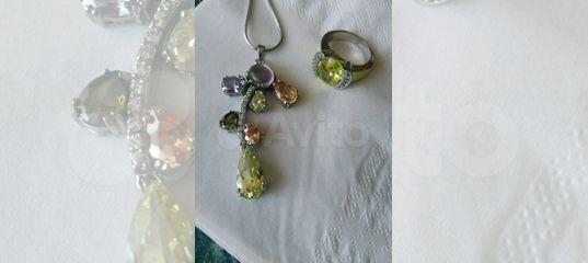 Продам кольцо и подвеску купить в Ставропольском крае на Avito — Объявления  на сайте Авито fea06ebe5ec