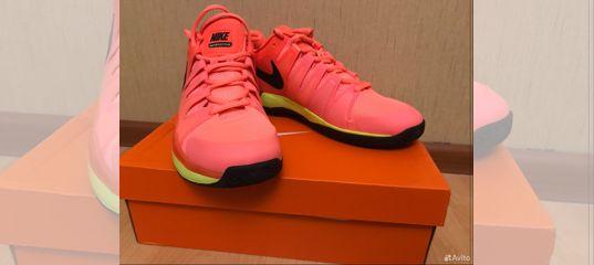 Новые Кроссовки теннис Nike zoom vapor 9.5 tour купить в Москве на Avito —  Объявления на сайте Авито 143dac3f92bde
