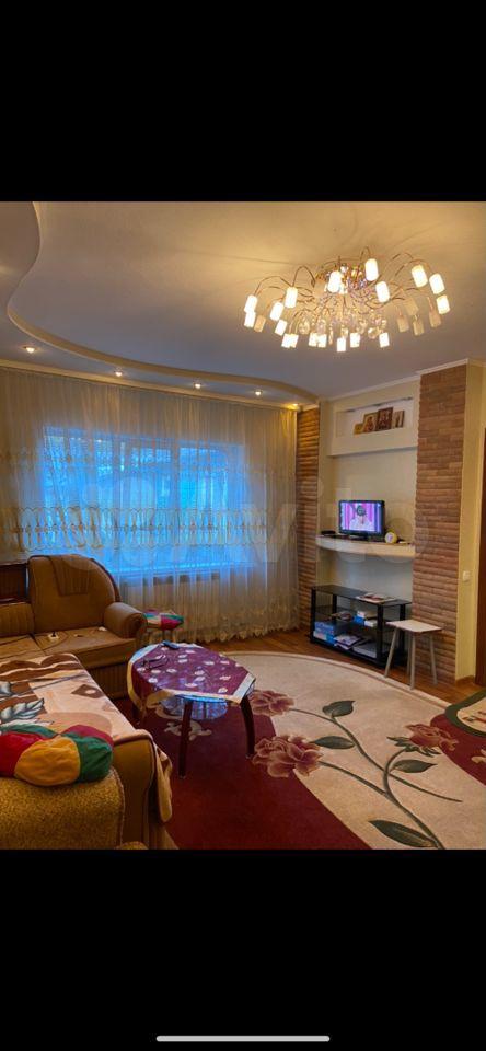 2-к квартира, 62.6 м², 1/1 эт.