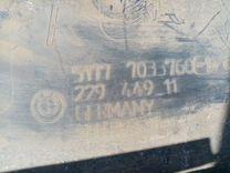Накладка на порог правая Bmw 5-Series E60 2.5 2007