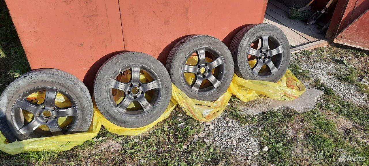 Колеса от honda civic 4d  89105266717 купить 1
