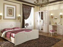 Спальный гарнитур лилия в наличии
