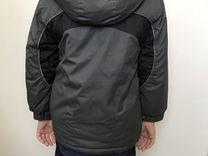 Осенне-весенняя куртка 110-116 см
