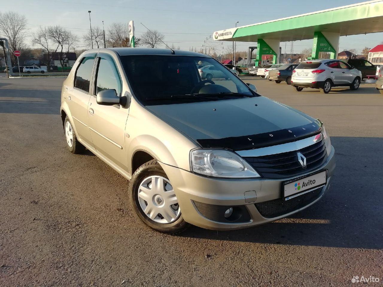 Renault Logan, 2011  89613558476 kaufen 1