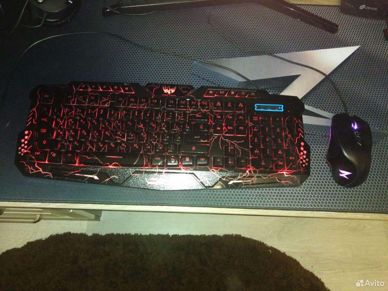 Игровая клавиатура  89520199030 купить 1