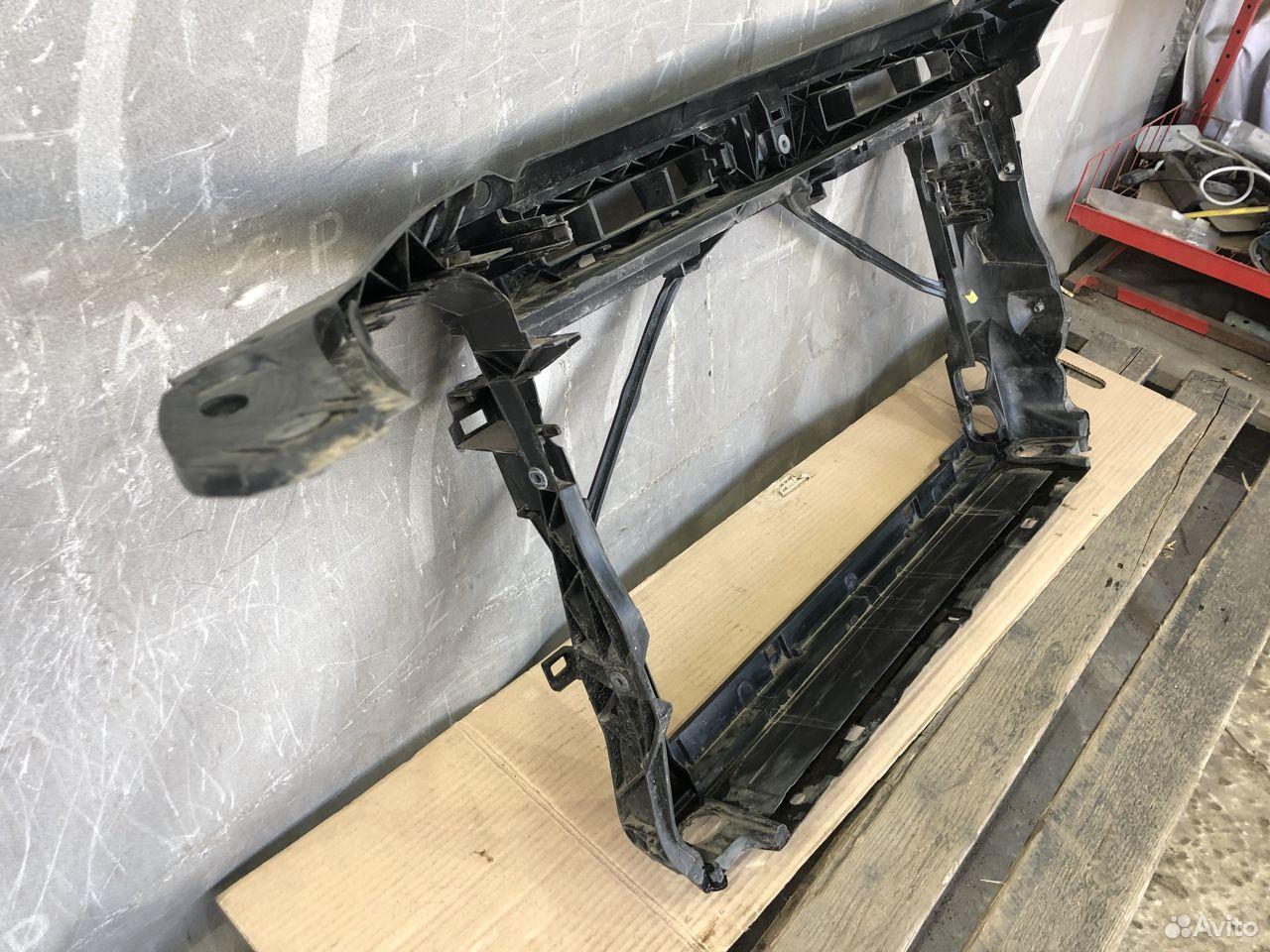 Панель передняя Skoda Octavia A7 б/у оригинал  89257556682 купить 5