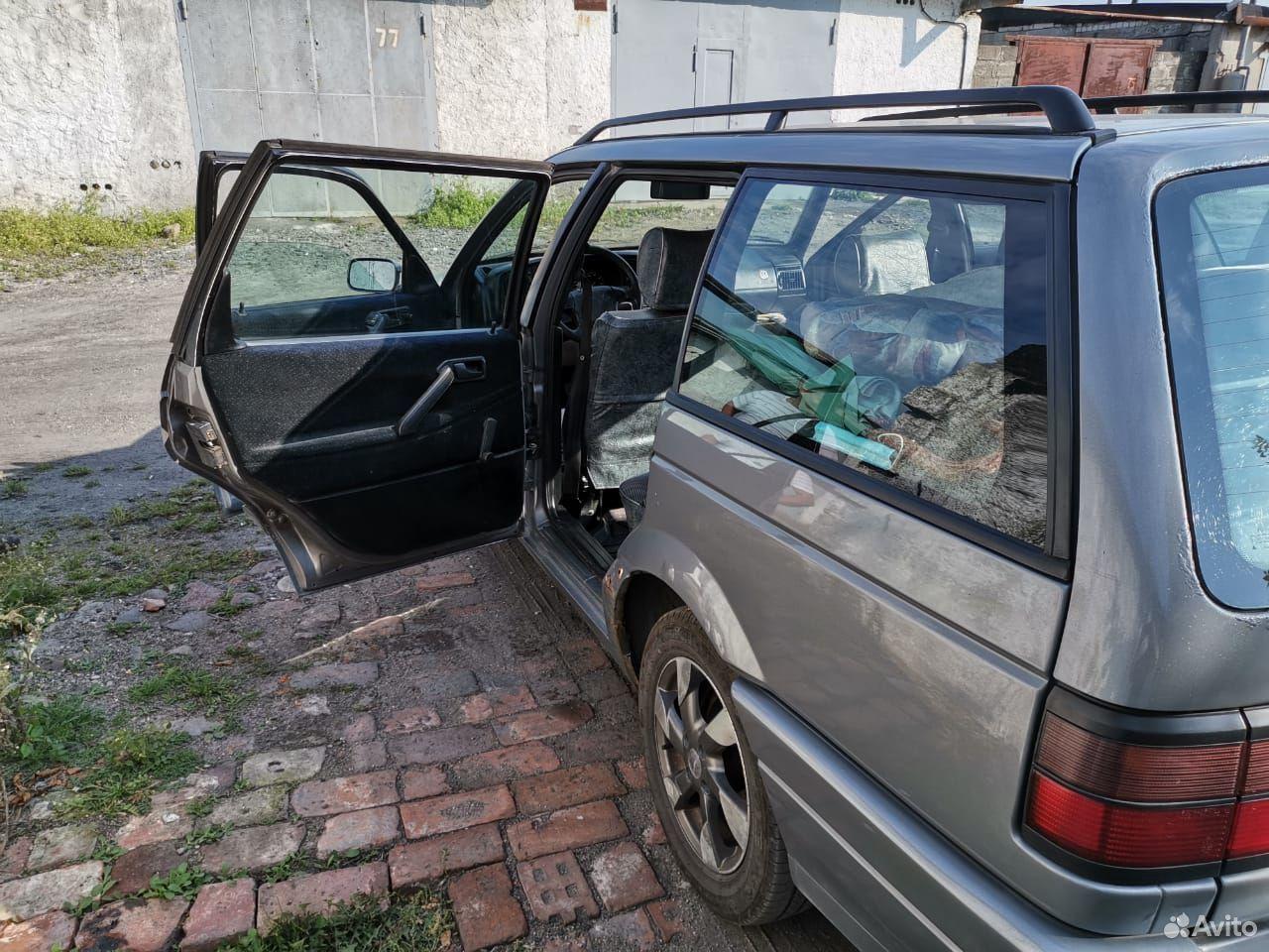 Volkswagen Passat, 1993  89097990885 купить 2