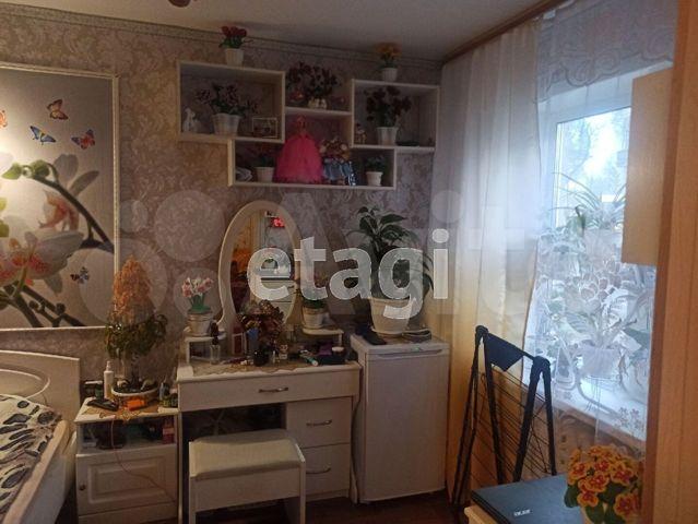 квартира в панельном доме Северодвинск Железнодорожная 5