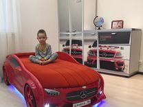 Кровать машина в наличии в Екатеринбурге