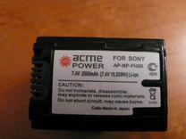 Аккумулятор sony AP-NP-FH90 — Фототехника в Калуге