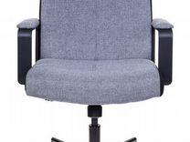 Компьютерное кресло Бюрократ dominus-FG серый