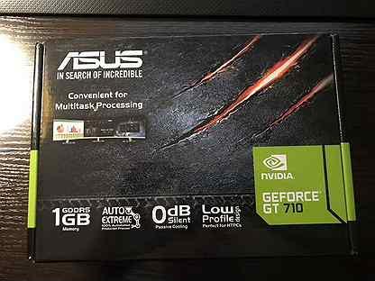 Asus nvidia GeForce GT 710, GT710-SL-1GD5