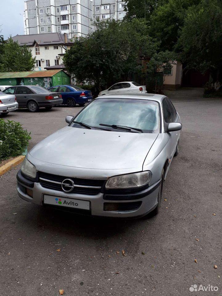 Opel Omega, 1995  89624900219 купить 4