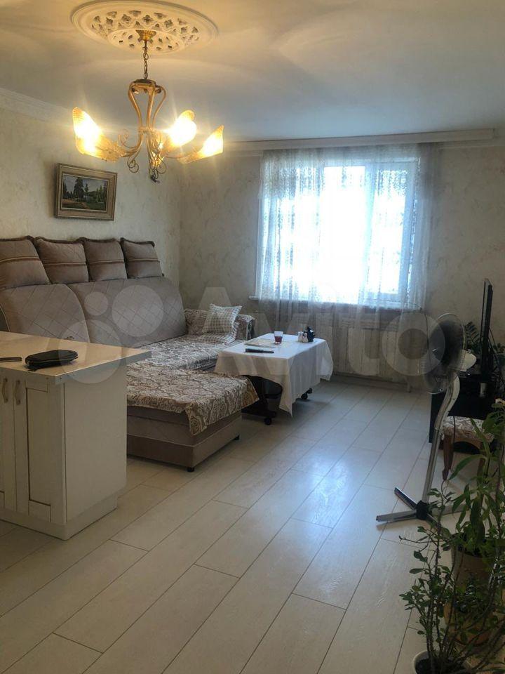 2-к квартира, 74 м², 5/6 эт.