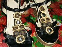 Босоножки — Одежда, обувь, аксессуары в Перми