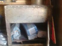 Печка из нержавейки