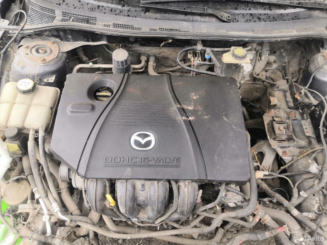 Mazda 3bk ы разб