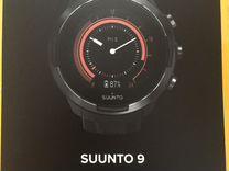 Suunto 9 baro black (новые, оригинал)