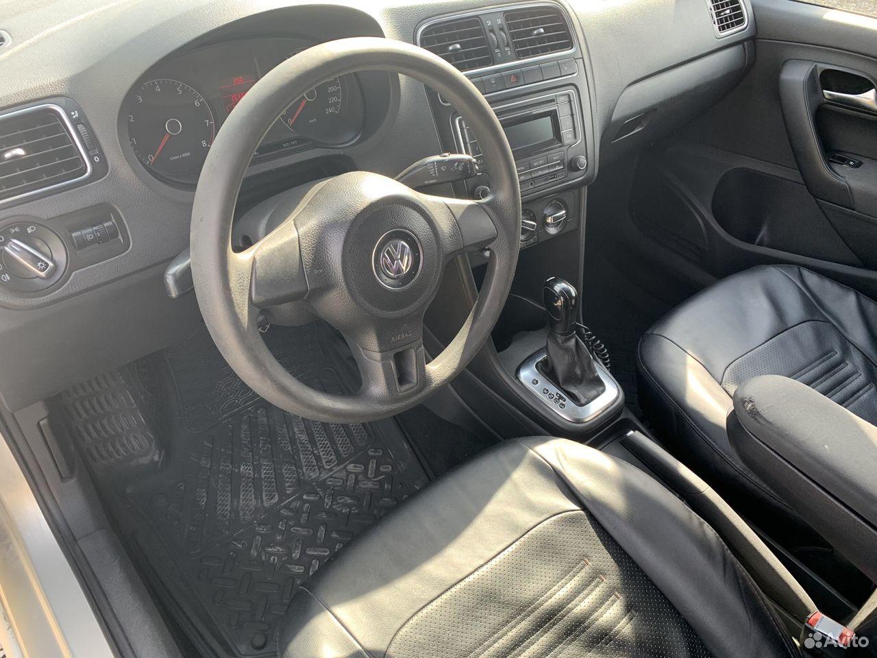 Volkswagen Polo, 2010  89288208031 купить 6