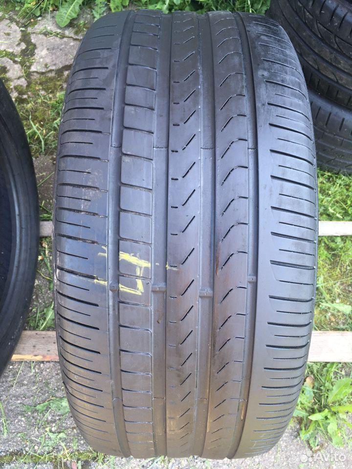 89211101675  285/45 R19 Pirelli ScorpionVerde RunFlat