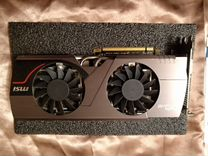Видеокарта MSI AMD Radeon HD 6900 2 Gb