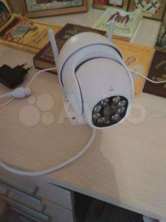 Камера видеонаблюдения wifi уличная - купить в марксе - Объявления в Марксе