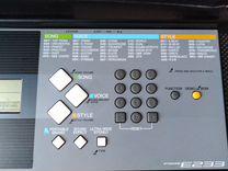 Синтезатор yamaha psr-e233