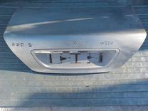 Крышка багажника Мерседес Бенц W220