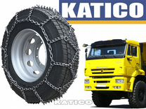 Цепи на колеса для грузовиков 370 х 508 Зиг шип оп — Запчасти и аксессуары в Краснодаре