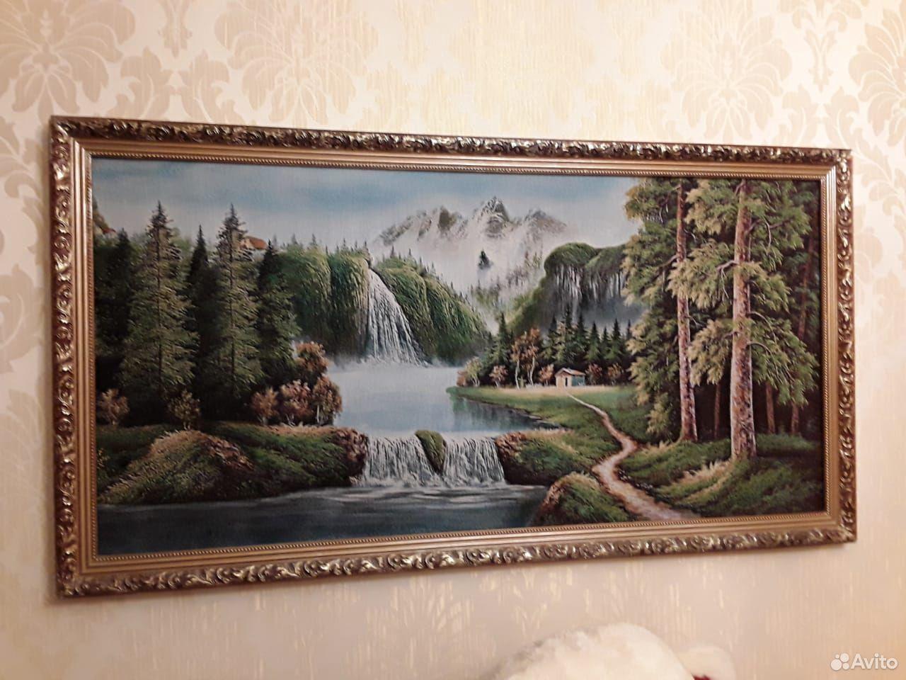 Картина из гобелена  89606999826 купить 3
