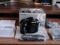 Pentax K-1 Mark II Body новый, обмен